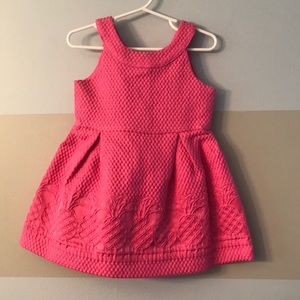 18-24months pink Janie and Jack party dress